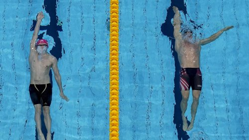 Team USA ends backstroke gold medal streak after loss to Russian Olympic Committee