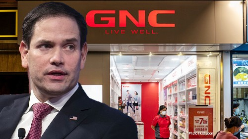 Rubio: GNC exposing Americans' personal data to Chinese government