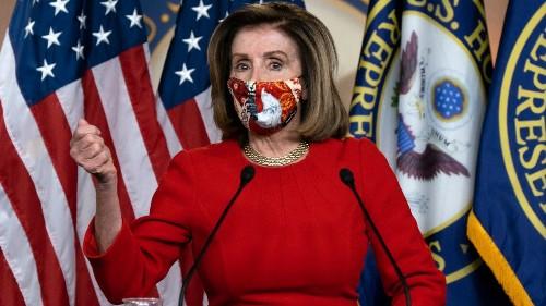 Top Senate Dem takes aim at Pelosi over delays on coronavirus relief deal