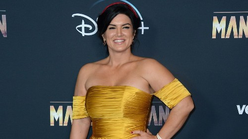 'Mandalorian' star Gina Carano speaks out about social media backlash over conservative, anti-mask tweets