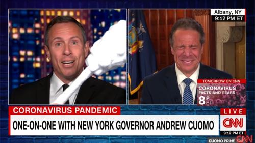 CNN's Cuomo enlists Sanjay Gupta to bash U.S. response to coronavirus while ignoring brother's mishaps
