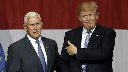 Trump pressures Pence ahead of Electoral College certification: 'This is a time for extreme courage'
