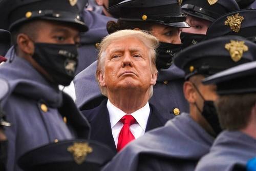 President Trump grants several high-profile pardons