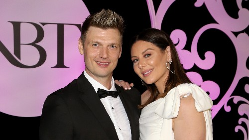 Nick Carter's wife Lauren didn't know she was pregnant for over 5 months