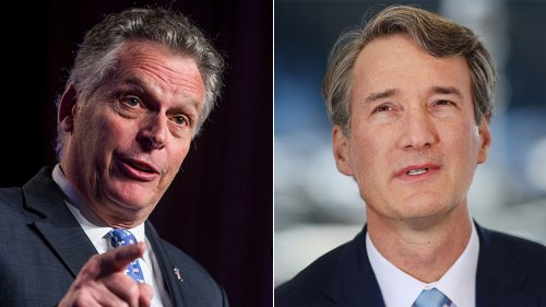 In Virginia governor's race, Dem group 'posing' as Republicans to try driving wedge into GOP: report