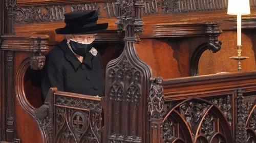Prince Philip's funeral: All eyes on Queen Elizabeth as she somberly celebrates Duke of Edinburgh's life