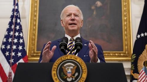 Biden defunds the states