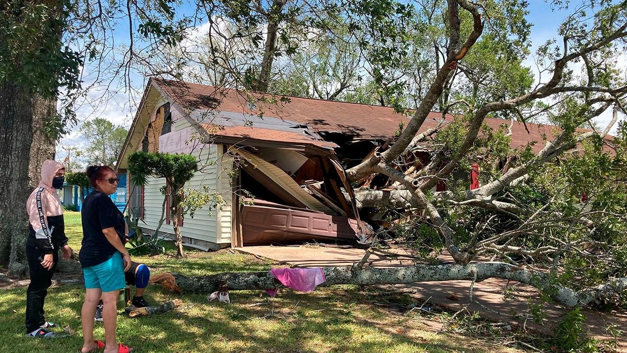 Weather disasters in August caused at least $1B each in damages
