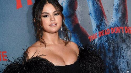 Selena Gomez shows off brand new bob hairstyle