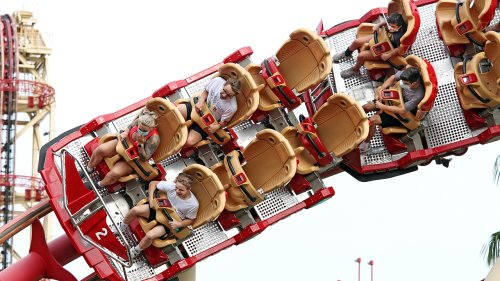 California theme park association hoping to 'mitigate' screaming when amusements, thrill rides reopen