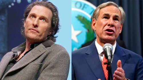 Ted Cruz hopes Matthew McConaughey doesn't run for Texas gov because he's a 'formidable candidate'