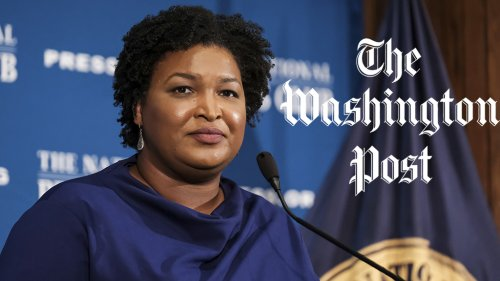 Washington Post fails to mention Stacey Abrams while railing against losing candidates for not 'taking the L'