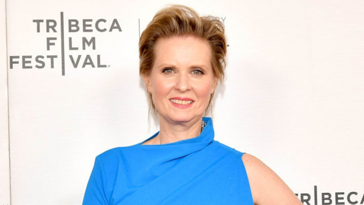 Cynthia Nixon reveals what Trump, coronavirus has made her realize about US, white supremacy