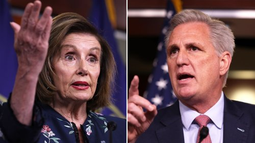 Rep. McCarthy facing calls to resign after reportedly joking about hitting Pelosi with gavel