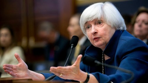 Yellen taps Obama veteran to lead new Treasury role focused on climate change