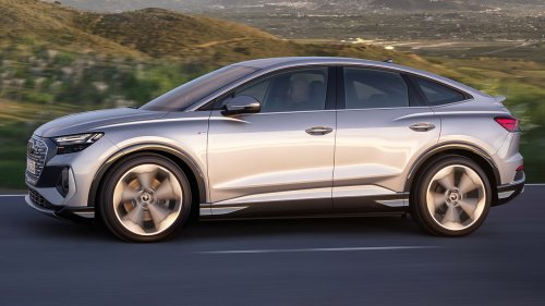Audi Q4 e-tron compact electric SUVs debut as brand's cheapest electric vehicles