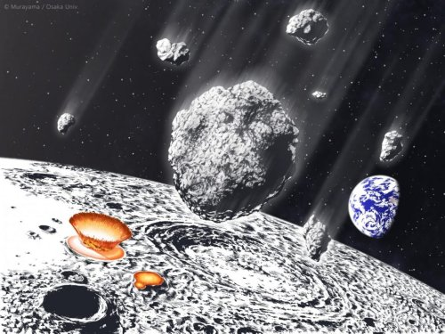 62-mile space rock caused massive asteroid shower that hit Earth, moon 800M years ago, study says