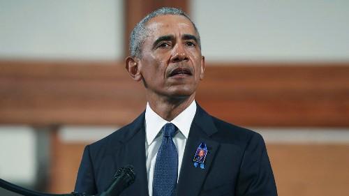 Obama says Trump incited raid on US Capitol