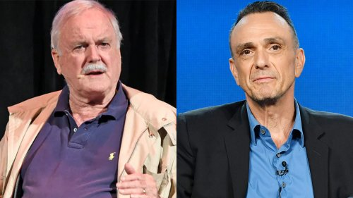 John Cleese mocks Hank Azaria for apologizing about voicing Apu on 'The Simpsons'