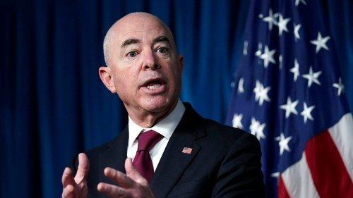 Mayorkas admits 'tragic rise' of delta variant at US-Mexico border 'surprised' him