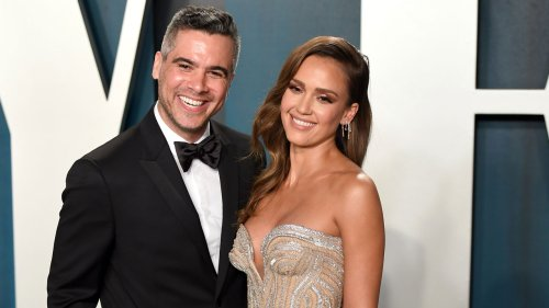 Jessica Alba on her relationship with husband Cash Warren: 'You become roommates'