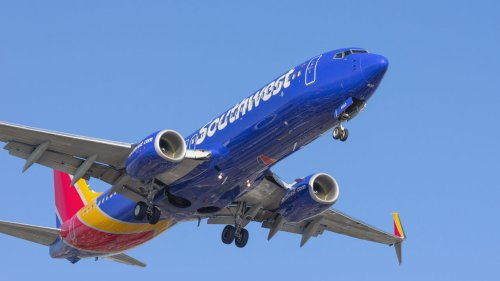 Southwest Airlines employee returns toy after child left it on plane