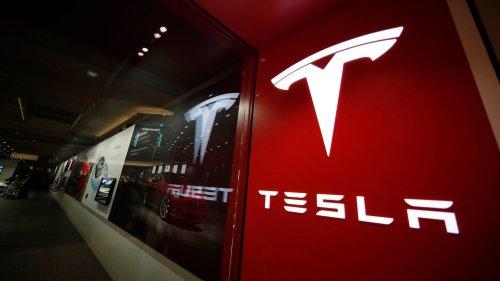 Tesla 'building up' collision repair capabilities, Elon Musk says