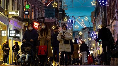 Netherlands enters second strict 5-week lockdown amid rising coronavirus cases