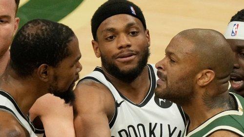 NBA disciplines security guard from Durant-Tucker skirmish