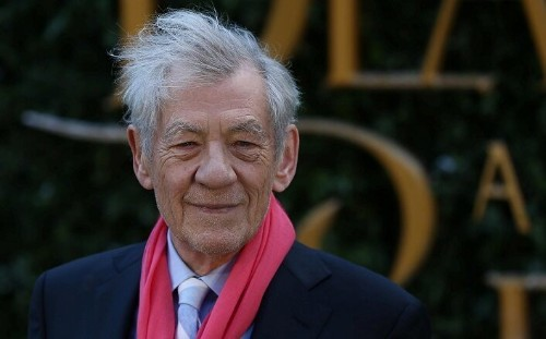 Sir Ian McKellen gets 'painless' coronavirus vaccine, encourages everyone to do the same 'for society'