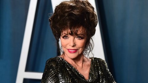 Joan Collins says 93rd Academy Awards looked 'very serious': 'It didn't look like anybody was having much fun'