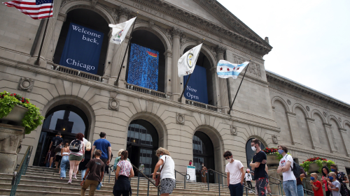 Chicago museum fires all of it's mostly White female, financially well-off docents for lack of diversity