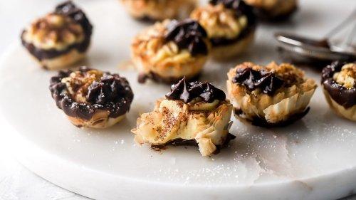 Mini Boston cream pies for dessert: Try the recipe