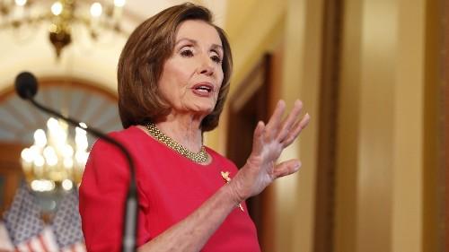 Pelosi draws line in stimulus talks, says House won't accept short-term extension of unemployment benefits