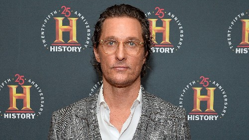 Matthew McConaughey speaks out on 'illiberals,' 'extreme' right and cancel culture causing divides in the US