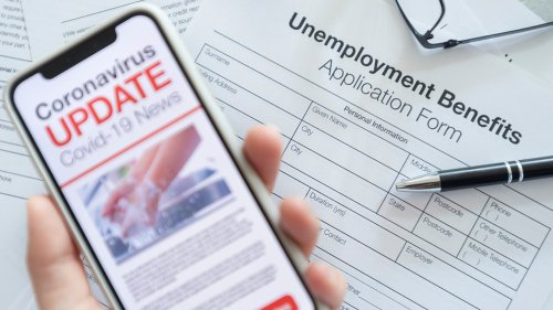 Government unemployment insurance payments skyrocket in June