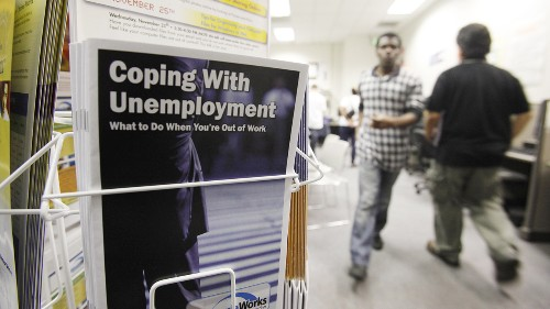 Another 787,000 Americans filed for unemployment benefits last week