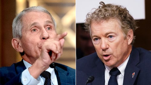 'The Five' reacts to Fauci's 'Clintonian' fireworks with Sen. Paul: 'Depends on the definition of 'is''