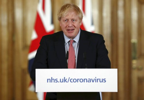 UK PM gives update from hospital room after experiencing more COVID-19 symptoms