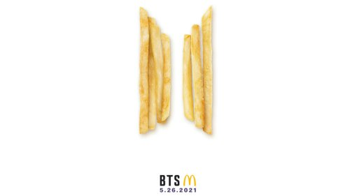 McDonald's teams up with band BTS for latest collaboration