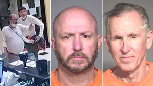 Arizona prison escapees tried to rob business, officials say, as manhunt continues