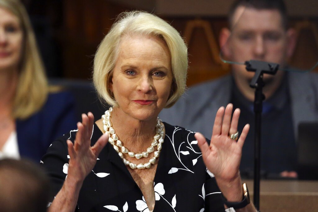 Cindy McCain endorses Biden: 'We are Republicans, yes, but Americans foremost'