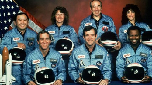 Challenger crew likely survived explosion before tragic plunge to Earth, book claims