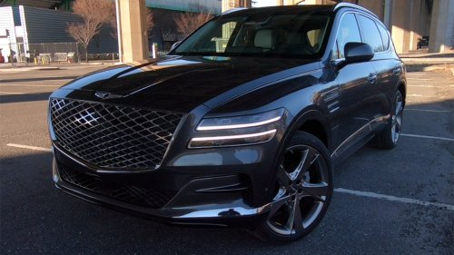 Test drive: The 2021 Genesis GV80 is ready for its unexpected fame
