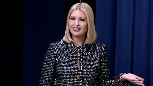 Ivanka Trump says renegotiated trade deals saving middle-class jobs