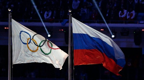 Russia confirms it won't appeal Olympic team restrictions