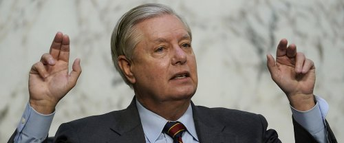Sen. Graham slams Biden, Dems for court-packing attempt: They are 'really drunk with power'