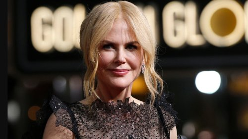 Nicole Kidman compares 'Little Nic' and 'Big Nic' in adorable throwback photo