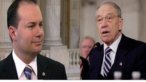Senators Lee & Grassley seek antitrust enforcement changes with new bill