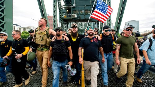 Portland, Ore., braces for far-right rally expected to draw thousands